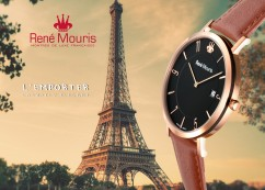 Rene Mourris Paris Watches