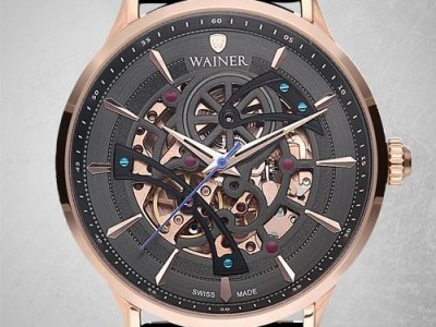Al Faisal proudly launches WAINER & QUANTUM WATCHES